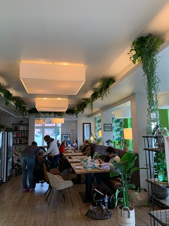 Koffje Een Welt Das Gruene Cafe Damme Restaurant