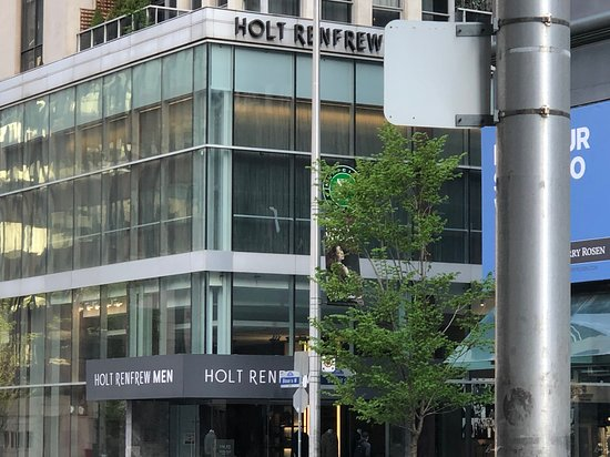Holt Renfrew Bloor