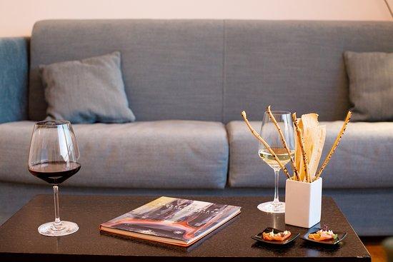 Art Hotel Villa Fiorella: Suite Duplex