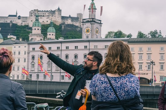‪Free Walking Tour Salzburg‬