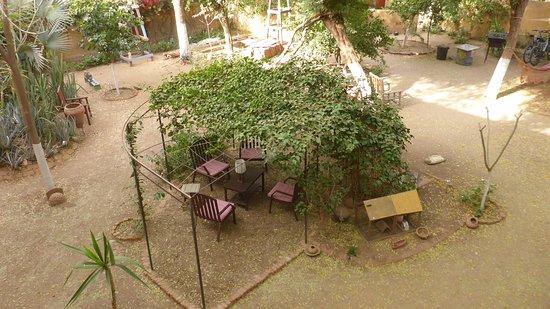 Podor, סנגל: Cour et  terrasse