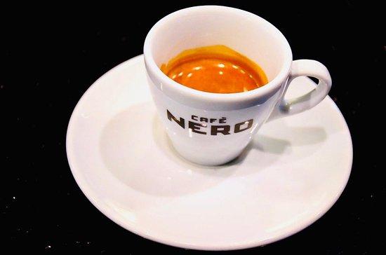 Hard Rock Cafe Sharm El Sheikh: I'll Vero Caffe espresso