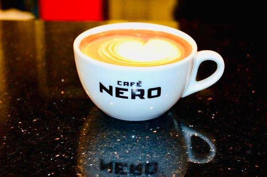 Hard Rock Cafe Sharm El Sheikh: Cappuccino