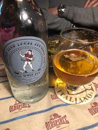 Old Spirit Authentic Football Pub لوحة