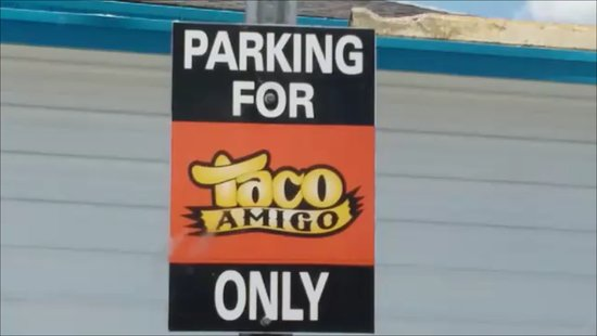 parking - Picture of Taco Rico, Zephyrhills - TripAdvisor