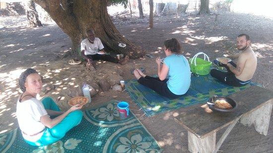 Togo: Rencontre du vieux sage au village d'Aledjo