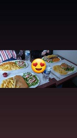 Tourouvre au Perche, Frankrike: kebab
