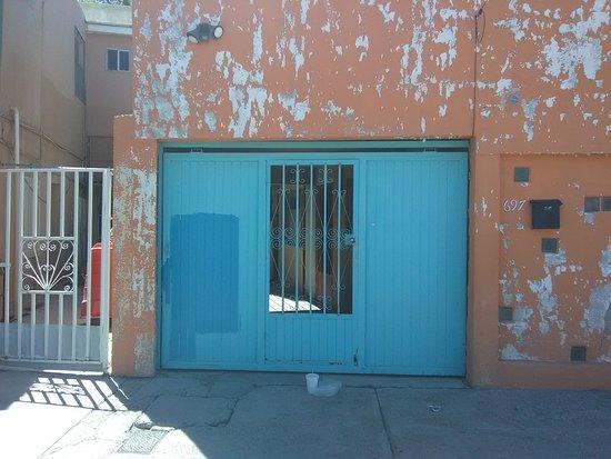 Jardin Terraza Picture Of Hostal 697 Ciudad Juarez