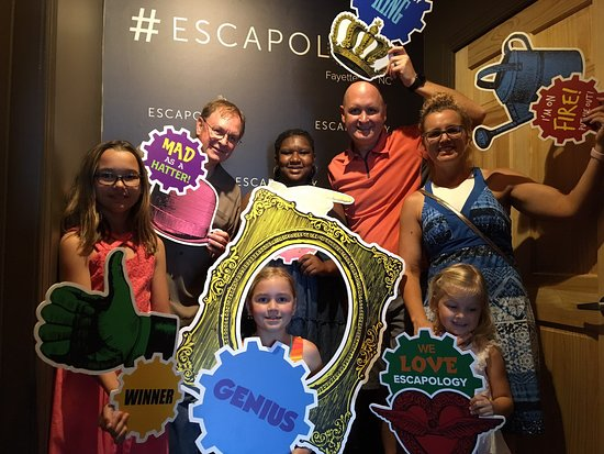 Escapology Fayetteville