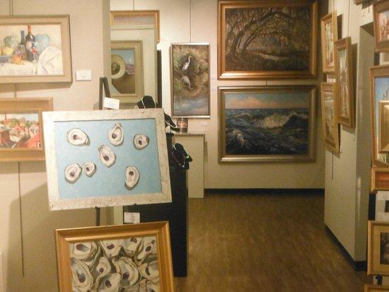 Kiawah Island, SC: Wells Gallery