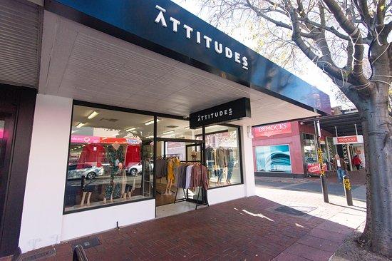 attitudes boutique