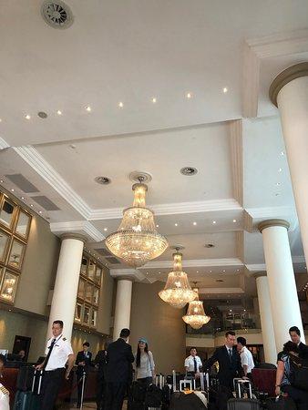 Hotel limpo e lindo