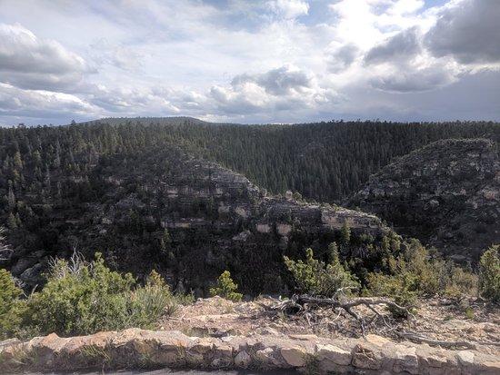 Walnut Canyon National Monument صورة فوتوغرافية