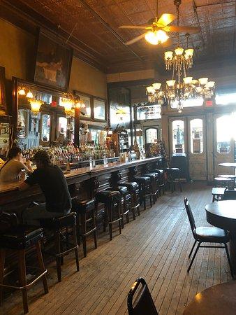 Washoe Club Bar.
