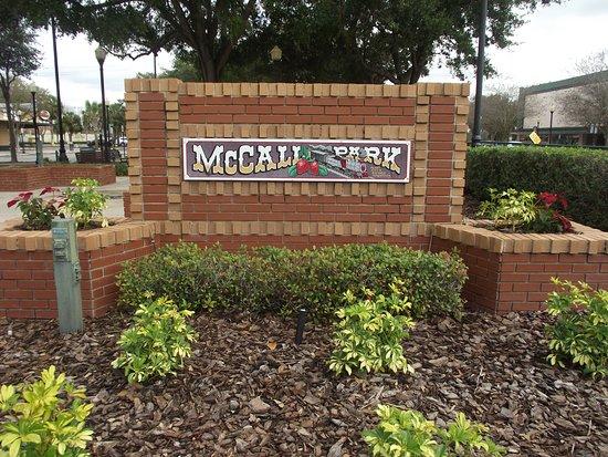McCall Park