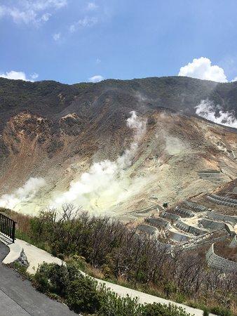 Owaku-dani Valley Φωτογραφία