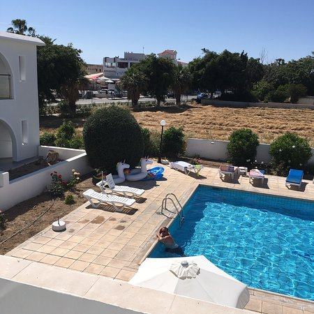 Excellent stay at Pandream Paphos
