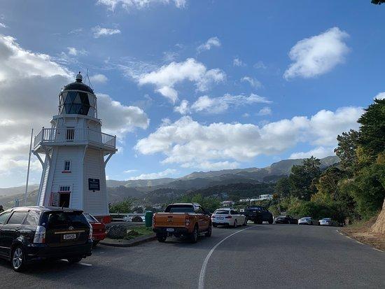 アカロア灯台(ライトハウス)