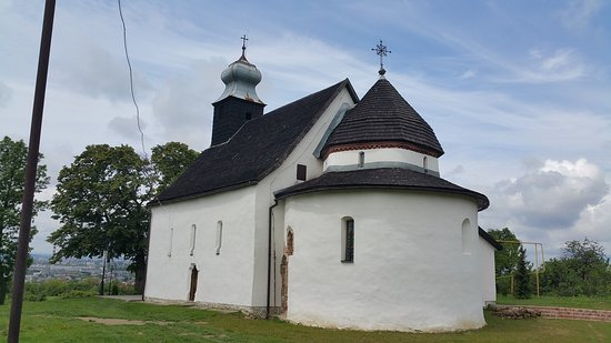 Goryany Rotunda - St. Anna Church