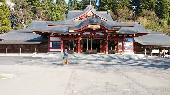 Iwate Gokoku Shrine