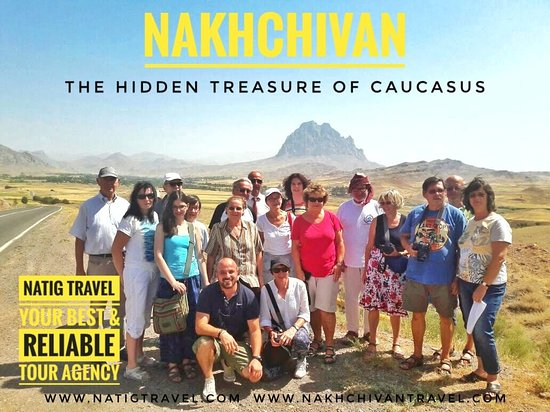 Nakhchivan Travel: Nakhchivan Autonomous Republic/Azerbaijan.