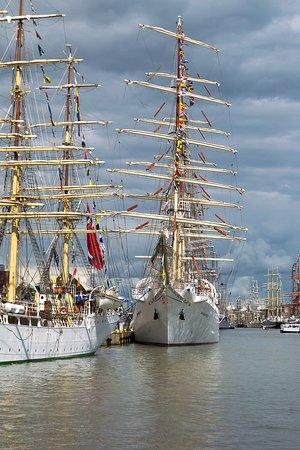 Finlandia: Tall ships races