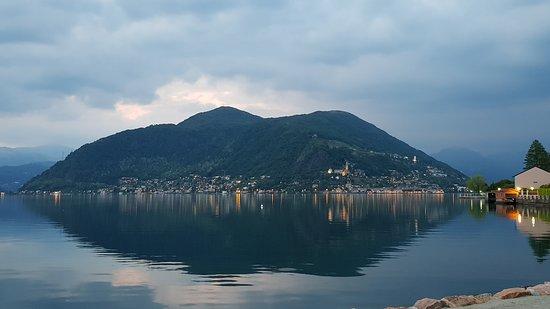 Giro Del Lago Di Lugano