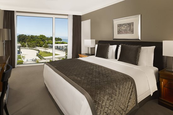 Hotel President Wilson, a Luxury Collection Hotel, Geneva: Guest room
