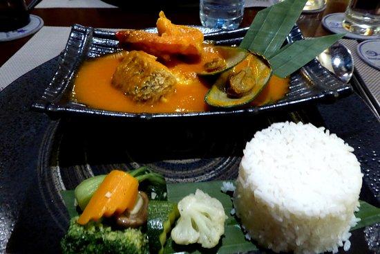 Orchid Restaurant & Cooking Class: un aperçu des plats