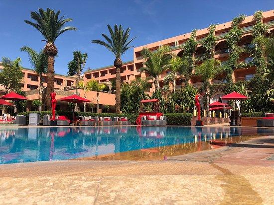 Hotel Sofitel Marrakech Lounge and Spa, hoteles en Marrakech