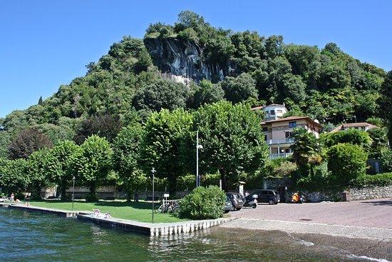 Leggiuno, Italia: tana di S. Martino