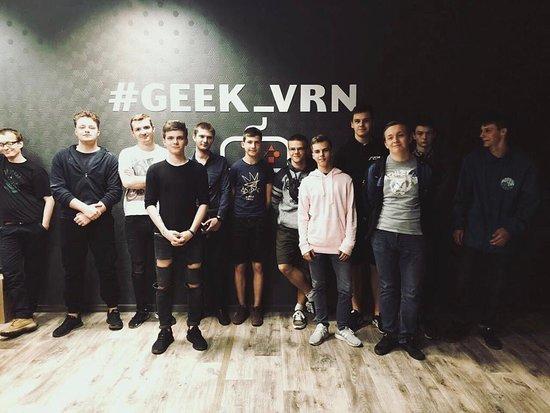 Geek Computer Club