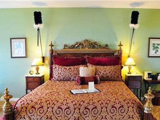 Honomu, Hawaje: Guest room