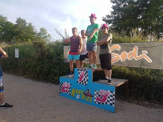 Karting Montrevel en Bresse