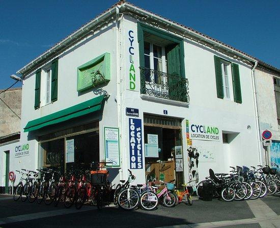 Cycland