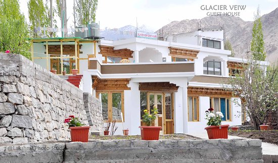 Glacier view guest House