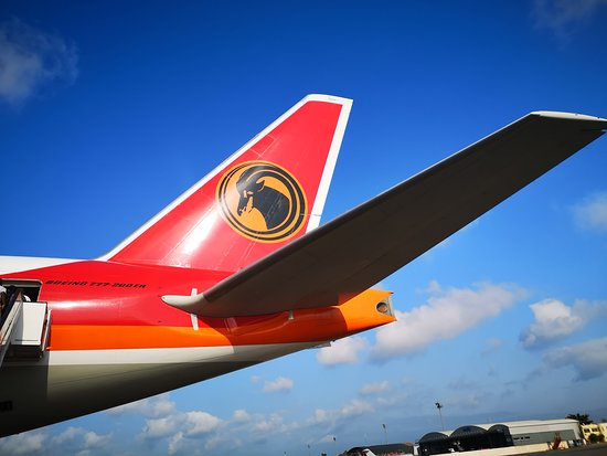 TAAG Angola Airlines Photo