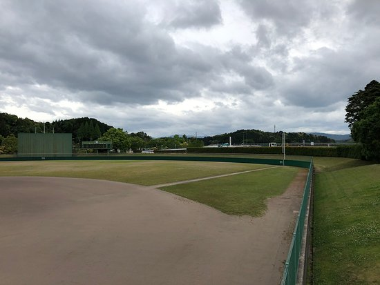 Yasugi Sports Park Ballpark