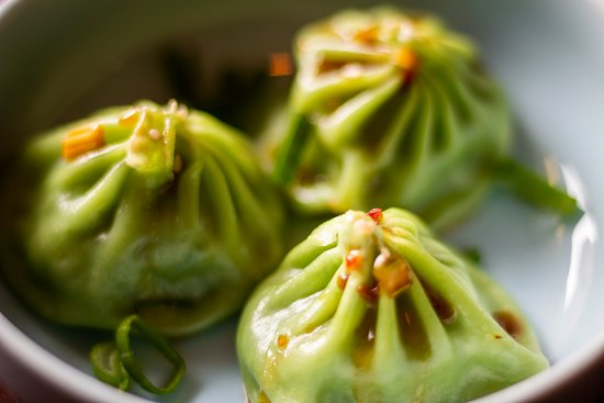 Bao with veggetables