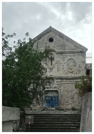 Chiesa di Santa Croce e Purgatorio al Mercato