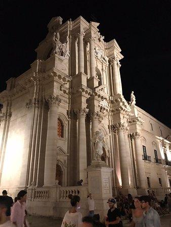 La Piazza Duomo – fotografia