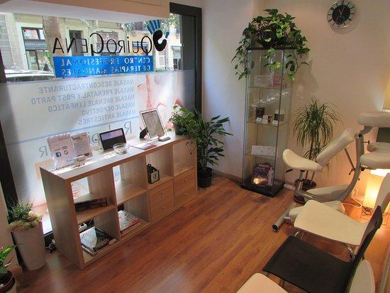 QuiroGena Centro profecional de terapias manuales