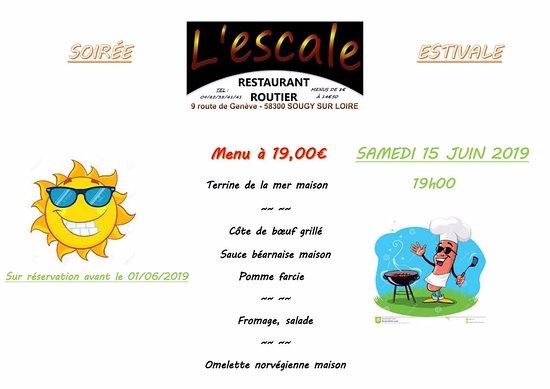 Sougy-sur-Loire, فرنسا: Soirée a thème