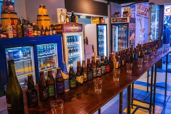 Land of Hoppiness: Craft beer experience