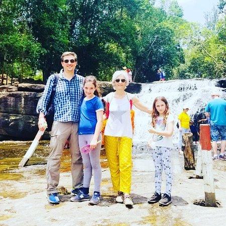 Viajes de familia a Camboya!