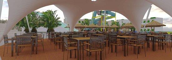 Interior - Picture of Palmyra Aquapark Kantaoui, Port El Kantaoui - Tripadvisor