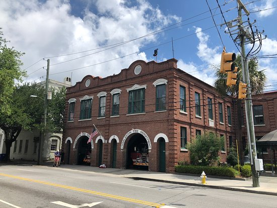 Charleston Fire Department, Station 2/3