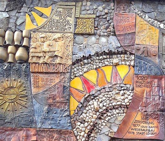 Monument Geschiedenis Cochem