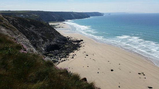 Chapel Porth Beach