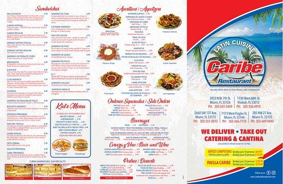 CARIBE CAFE RESTAURANT, Miami - Comentários de restaurantes